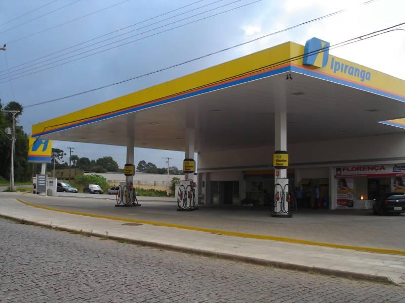 Posto de gasolina Tiqueto
