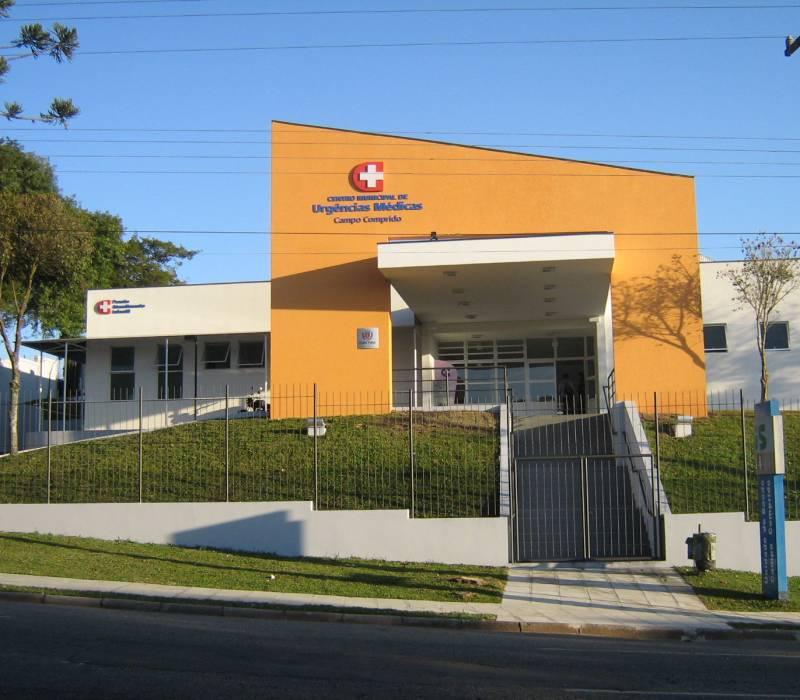 Centro de saúde Campo Comprido